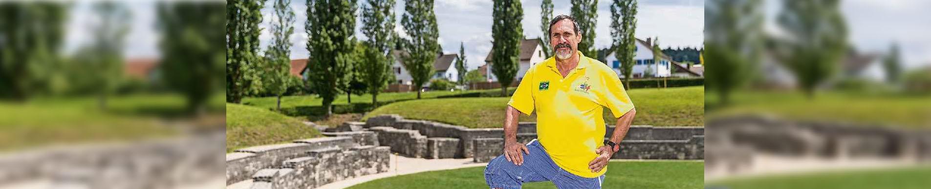 «Er pendelt zwischen Rio und Windisch»