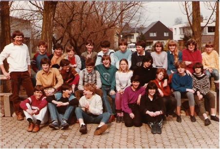 2. Sek, Rudi Spielmann, 1983